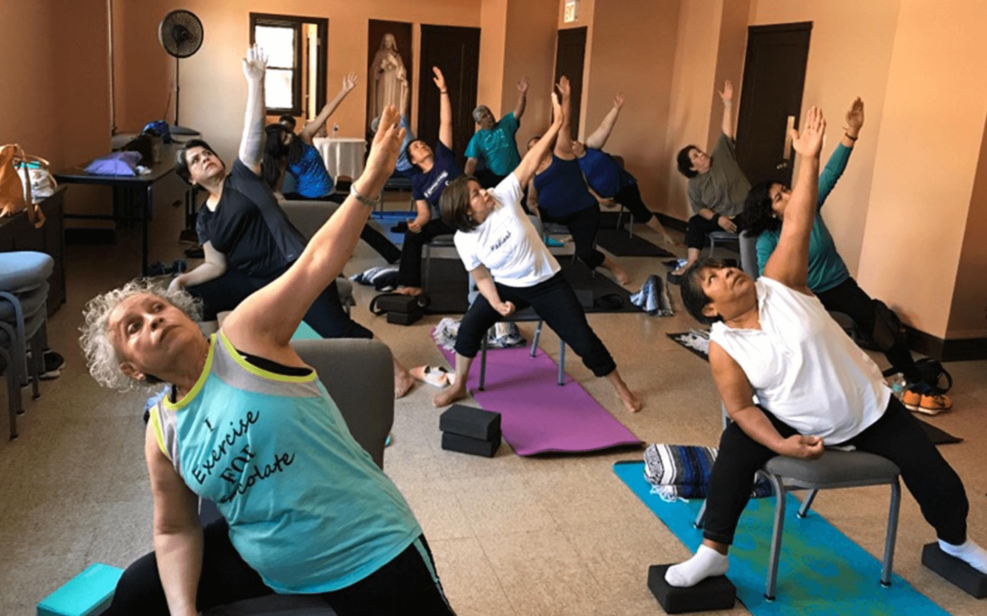 ALAS yoga image