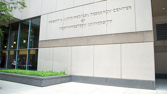 lurie research building